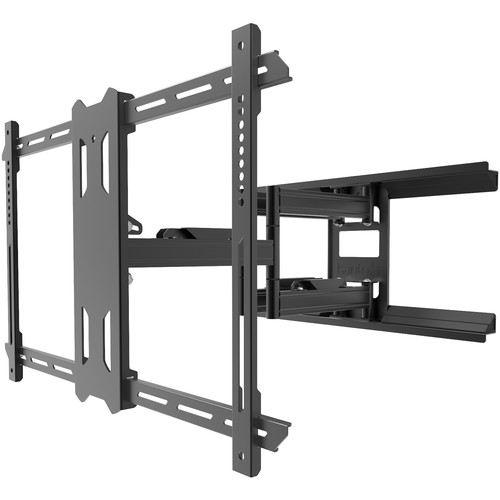 "Kanto Living PDX650G Outdoor Full-Motion Wall Mount for 37 to 75"" Displays (Black)"