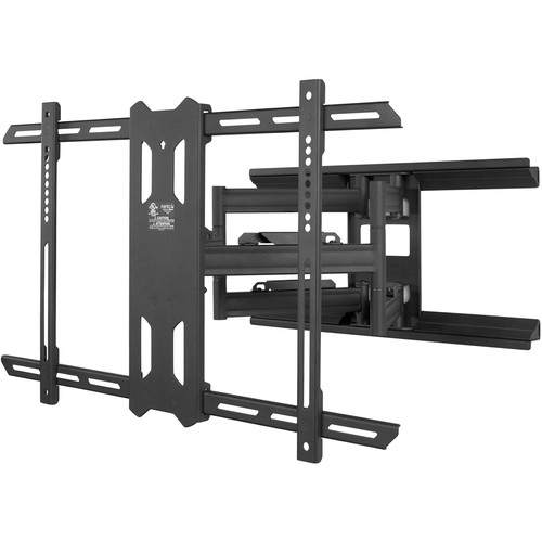 "Kanto Living PDX660 Full-Motion Wall Mount for 37 to 75"" Displays (Black)"