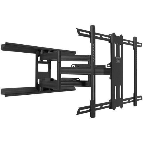 """Kanto Living PDX680 Full-Motion Wall Mount for 39 to 80"""" Displays (Black)"""