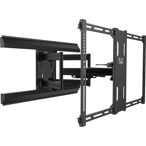 "Kanto Living PMX680 Pro Series Full-Motion Wall Mount for 39 to 80"" Displays (Black)"