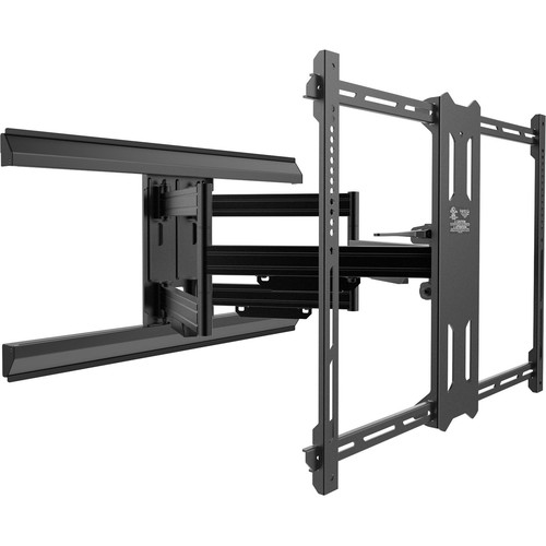 "Kanto Living PMX700 Pro Series Full-Motion Wall Mount for 42 to 100"" Displays (Black)"