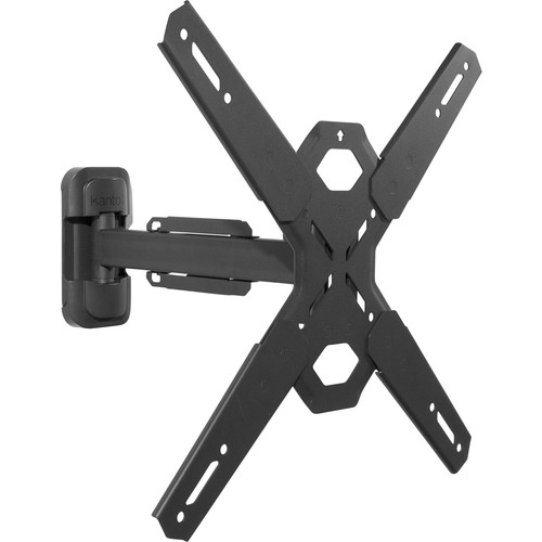 "Kanto Living PS200 Full-Motion Wall Mount for 26 to 60"" Displays (Black)"