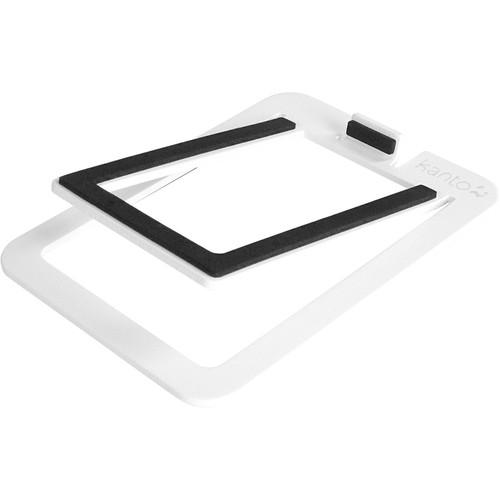 Kanto Living S2 Desktop Speaker Stands (Pair, White)