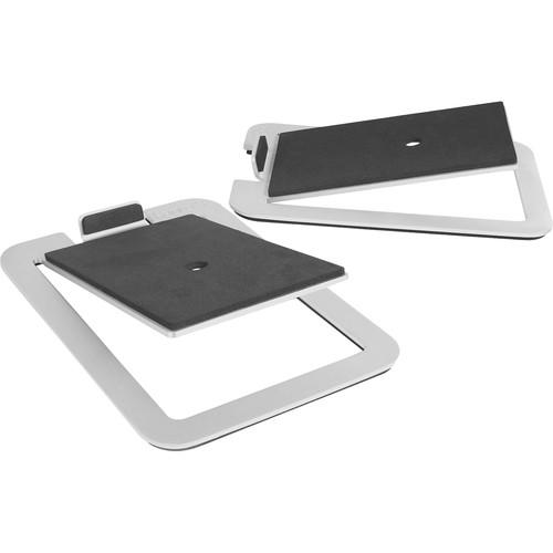 Kanto Living S4AL Desktop Speaker Stands (Pair, Aluminum)