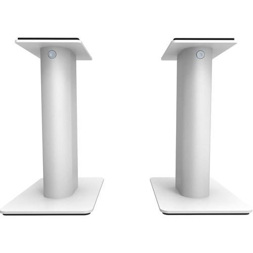 Kanto Living SP9 Desktop Speaker Stands (White, Pair)