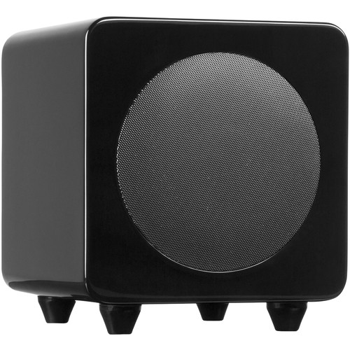 "Kanto Living sub6 100W 6"" Active Subwoofer (Gloss Black)"