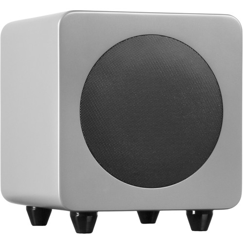 "Kanto Living sub6 100W 6"" Active Subwoofer (Matte Gray)"