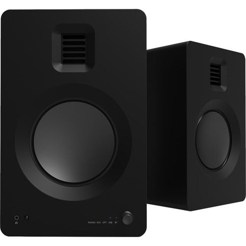 Kanto Living TUK Bluetooth Speaker System (Matte Black)