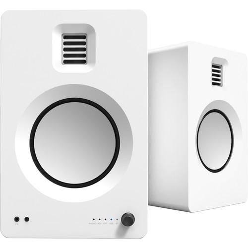 Kanto Living TUK Bluetooth Speaker System (Matte White)