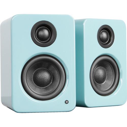 Kanto Living YU2 Powered Desktop Speakers (Glossy Teal)