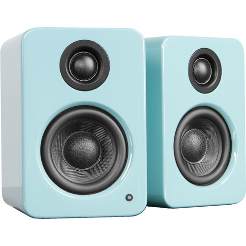 Kanto Living YU2 Powered Desktop Speakers (Glossy Teal)