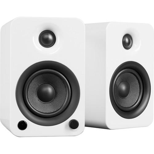 Kanto Living YU3 Powered Speakers (Pair, Gloss White)
