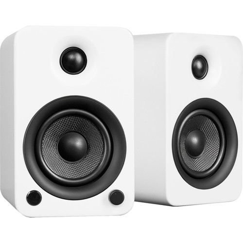 Kanto Living YU3 Powered Speakers (Pair, Matte White)