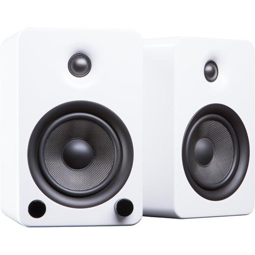 Kanto Living YU5 Powered Speakers (Pair, Gloss White)