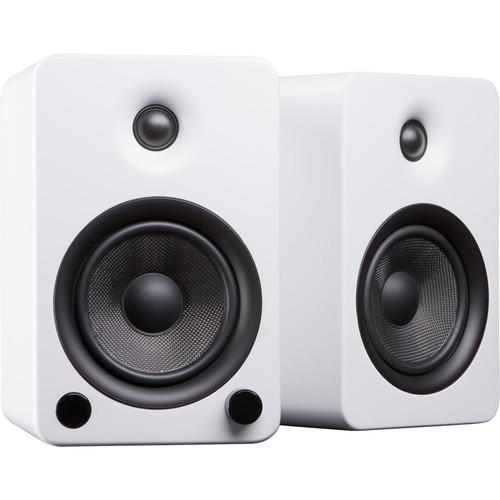 Kanto Living YU5 Powered Speakers (Pair, Matte White)