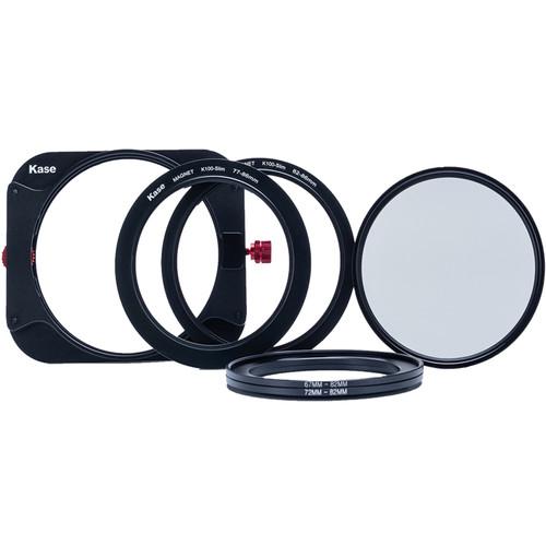 Kase K8 100mm Filter Holder Kit
