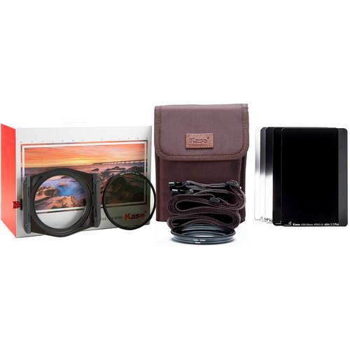 Kase K9 100mm Slim Master Filter Holder Kit