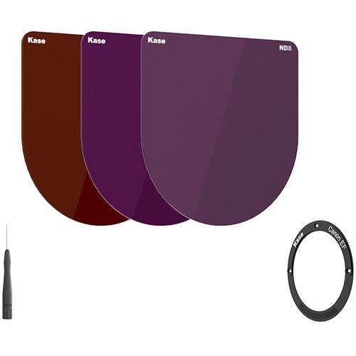 Kase Rear Lens ND Filter Kit for Canon EF 11-24mm f/4L USM Lens