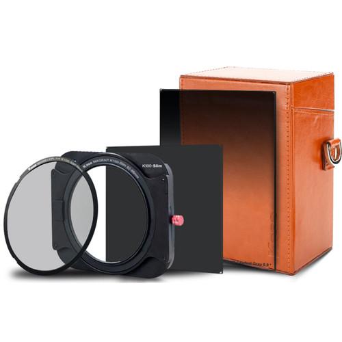 Kase K8 100mm Entry-Level Filter Holder Kit