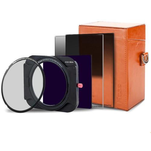 Kase K8 100mm High-End Filter Holder Kit