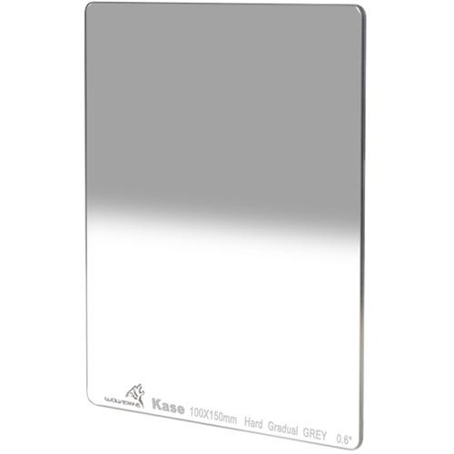 Kase 100 x 150mm Wolverine Hard-Edge Graduated ND 0.6 Filter (2-Stop)