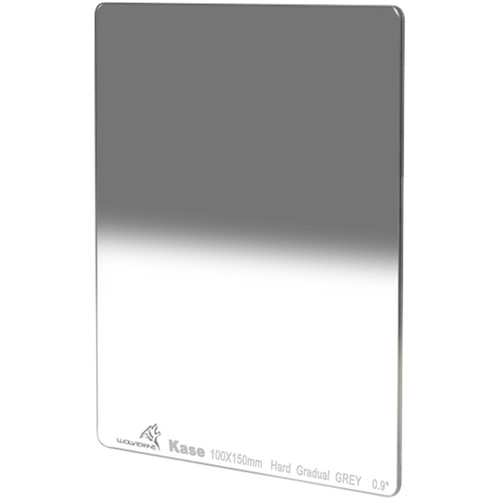 Kase 100 x 150mm Wolverine Hard-Edge Graduated ND 0.9 Filter (3-Stop)