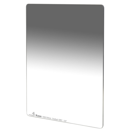 Kase 100 x 150mm Wolverine Soft-Edge Graduated ND 0.6 Filter (2-Stop)