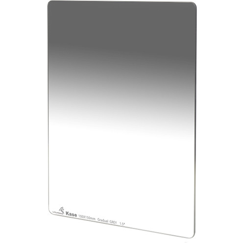 Kase 100 x 150mm Wolverine Soft-Edge Graduated ND 1.5 Filter (5-Stop)