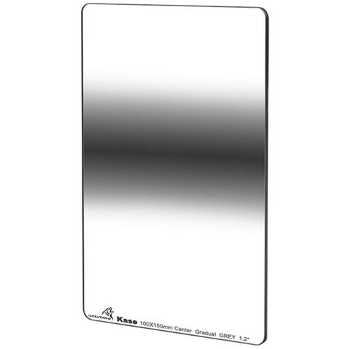 Kase 100 x 150mm Wolverine Center Graduated ND 1.2 Filter (4-Stop)