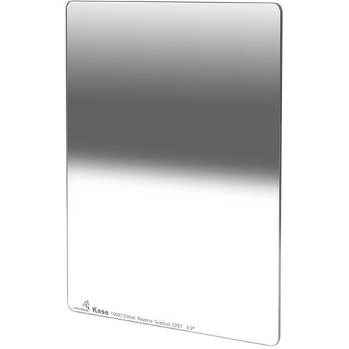 Kase 100 x 150mm Wolverine Reverse-Graduated ND 0.9 Filter (3-Stop)