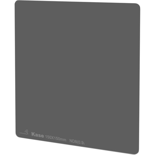 Kase 150 x 150mm Wolverine Solid Neutral Density 0.9 Filter (3-Stop)