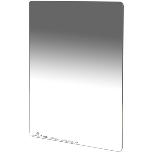 Kase 150 x 170mm Wolverine Reverse-Graduated ND 0.9 Filter (3-Stop)