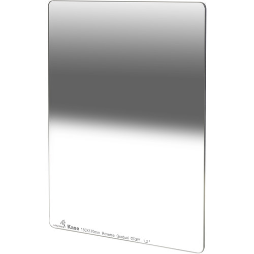 Kase 150 x 170mm Wolverine Reverse-Graduated ND 1.2 Filter (4-Stop)