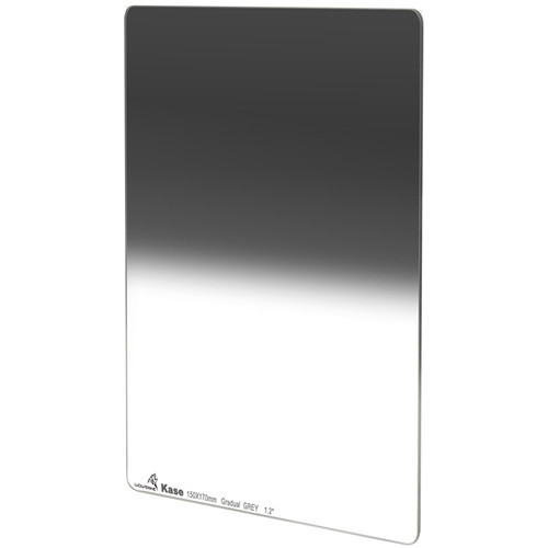 Kase 150 x 170mm Wolverine Soft-Edge Graduated ND 1.2 Filter (4-Stop)