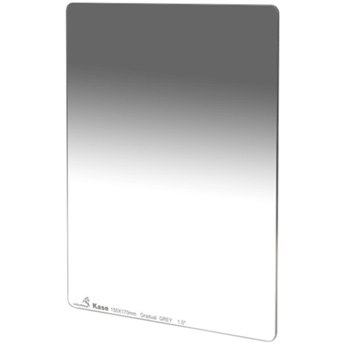 Kase 150 x 170mm Wolverine Soft-Edge Graduated ND 1.5 Filter (5-Stop)