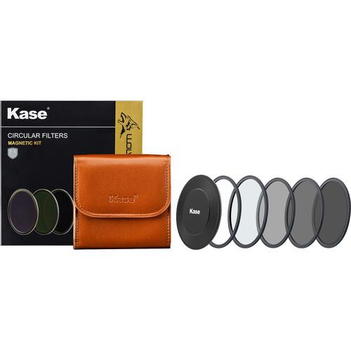 Kase 77mm Wolverine Magnetic Professional Neutral Density Filter Kit II