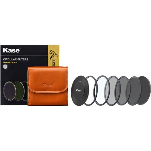 Kase 72mm Wolverine Magnetic Professional Neutral Density Stack Kit