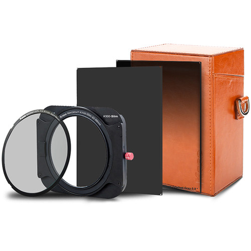 Kase K8 100mm Slim Entry-Level Filter Holder Kit
