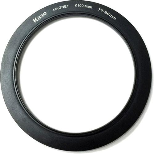 Kase 77mm Magnetic Lens Adapter Ring for K8 100mm Filter Holder
