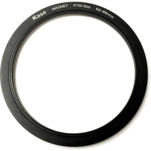 Kase 82mm Magnetic Lens Adapter Ring for K8 100mm Filter Holder