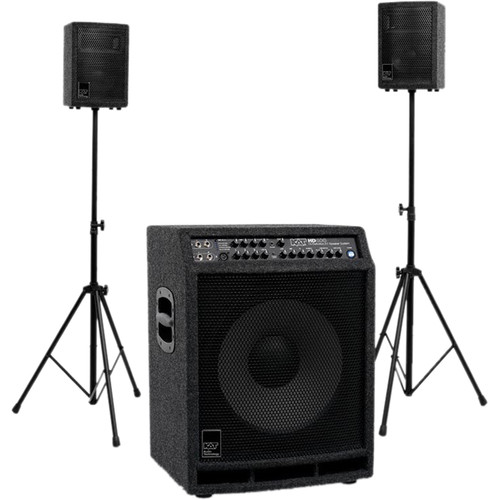 KAT HD400 High-Definition 2.1 Stereo Speaker System