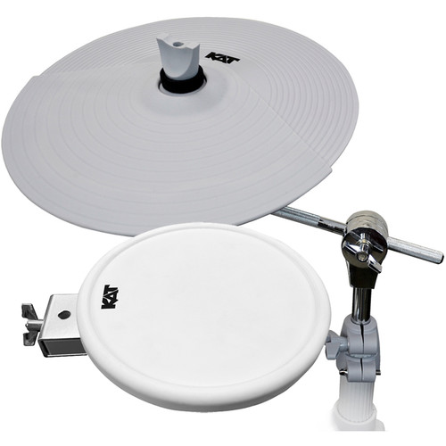 KAT KT2EP3 Pad and Cymbal Expansion Pack