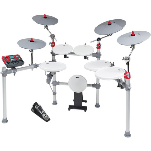KAT KT3 6-Piece Advanced Electronic Drum Kit