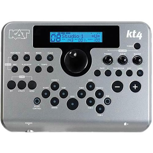 KAT KT4M - Digital Drum Sound/Trigger Module