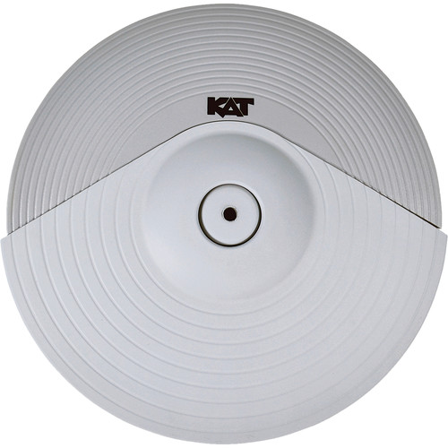 "KAT 3-Zone 12"" Cymbal Pad for KT4M Drum Module"
