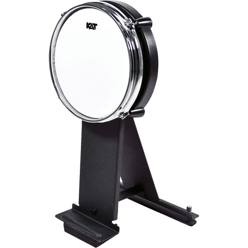 "KAT KAT Bass Drum Tower with 8"" Pad and Cable for KT4M Module"