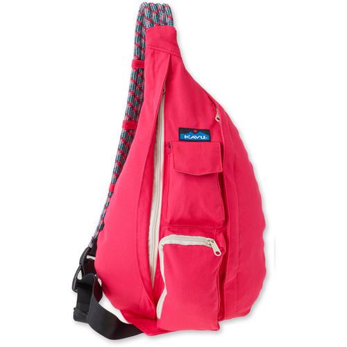 KAVU Rope Bag (Cardinal)