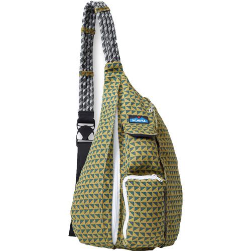 KAVU Rope Bag (Pine Angle)