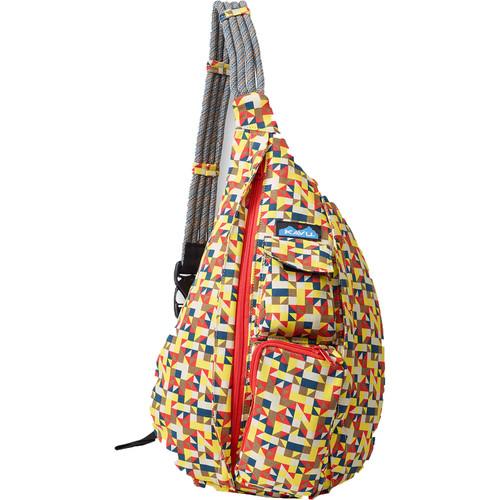KAVU Rope Bag (Desert Quilt)