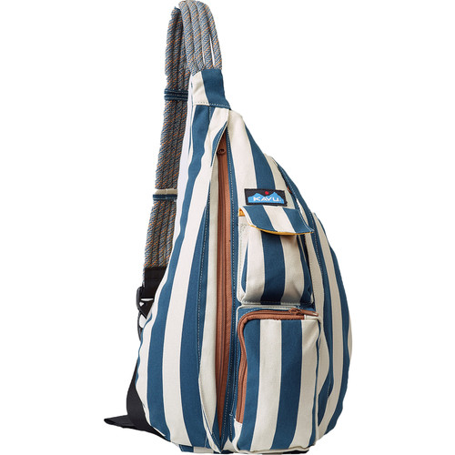 KAVU Rope Bag (Nautical Stripe)